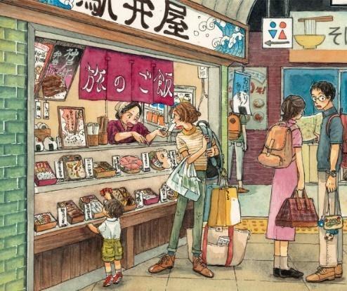【基礎英語3】イラストレーター2020年はかわいちひろ氏!過去の絵師も紹介!